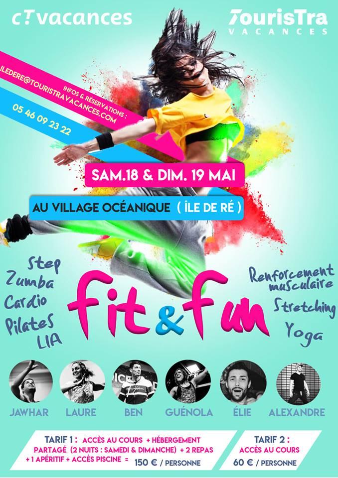 fit and fun événement
